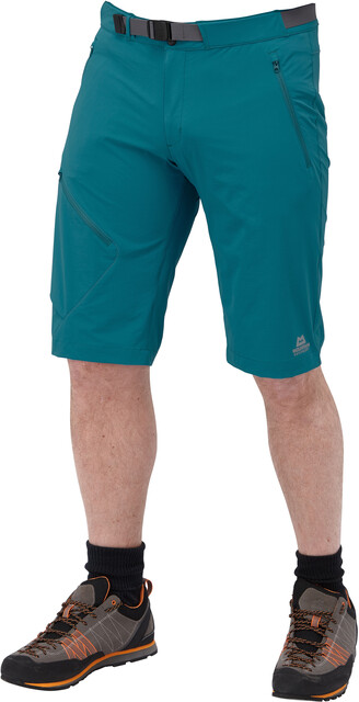Mountain Equipment M's Comici Shorts Tasman Blå